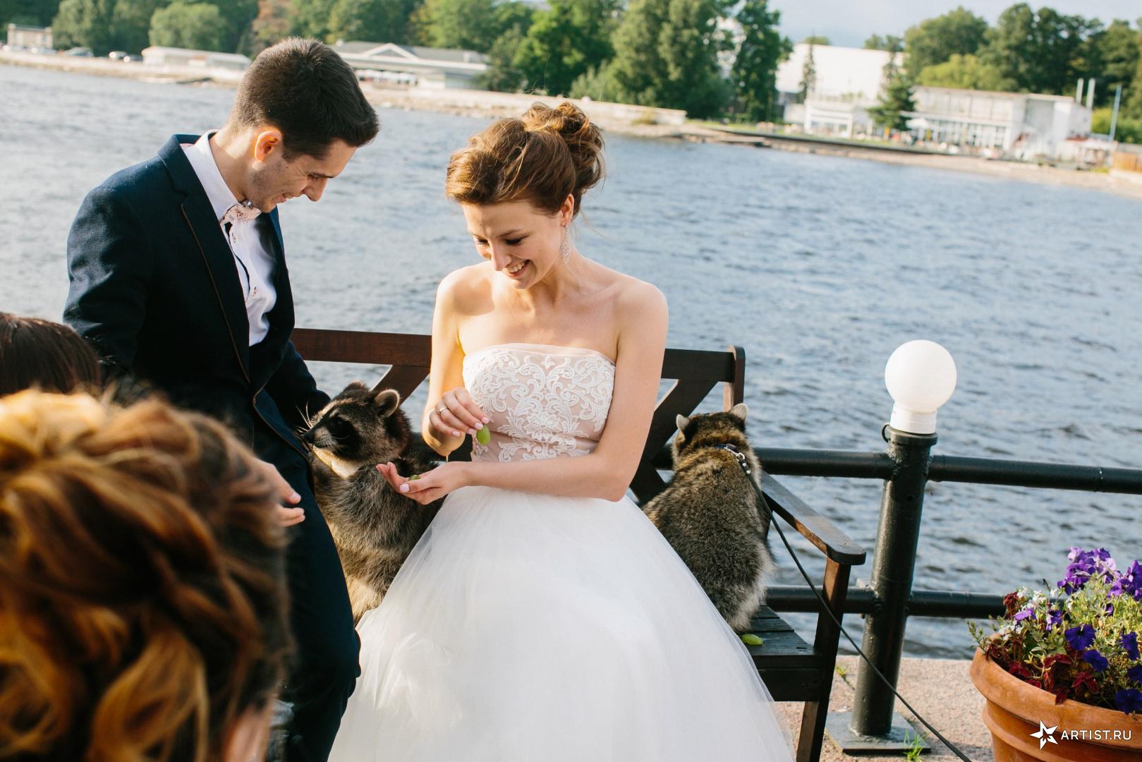 Фото 3 из 11 из альбома Свадьба Елизаветы и Андрея Андрея Кислого