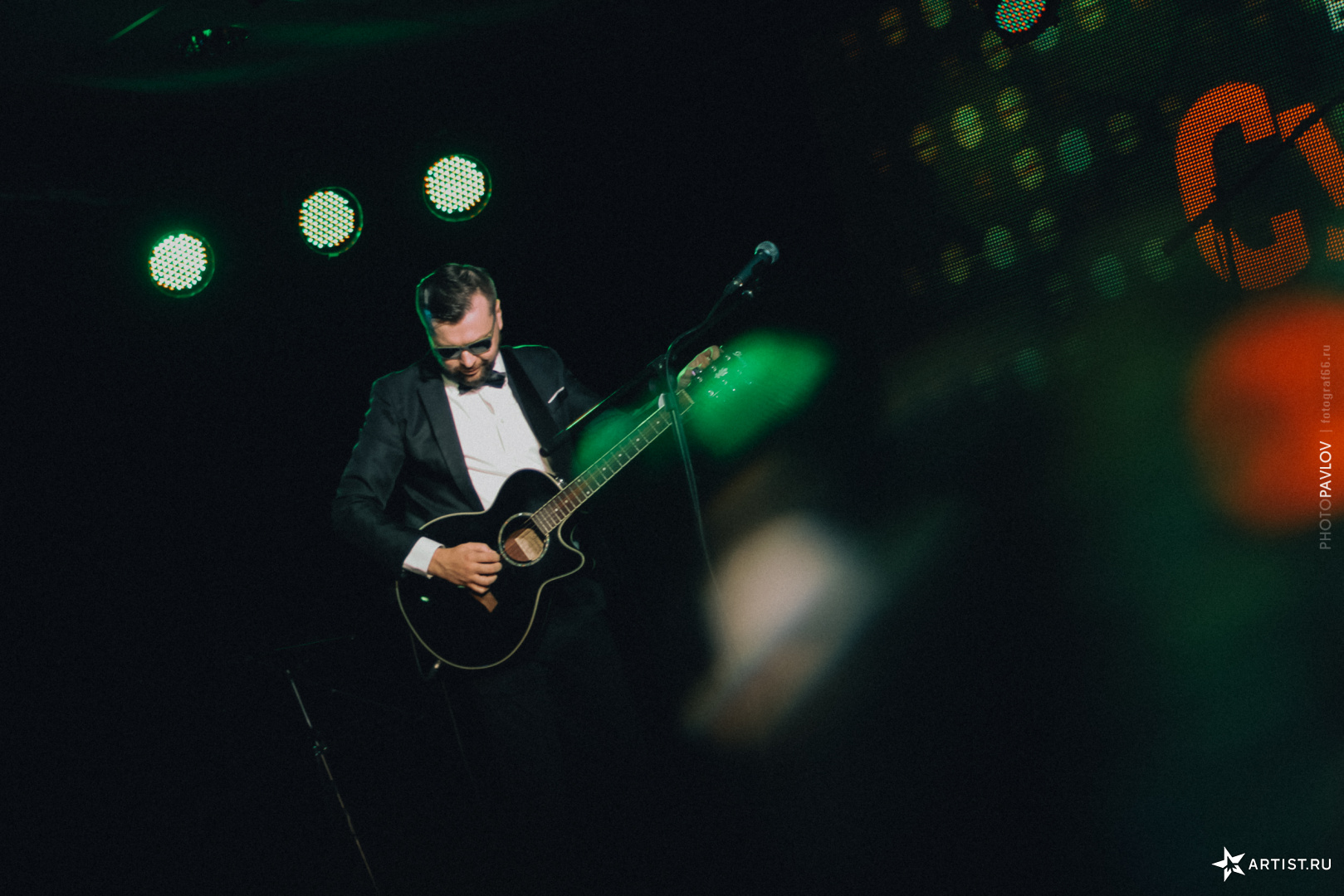 Фото 13 из 18 из альбома В Театре Эстрады  СУХОВ band (сухов бэнд)