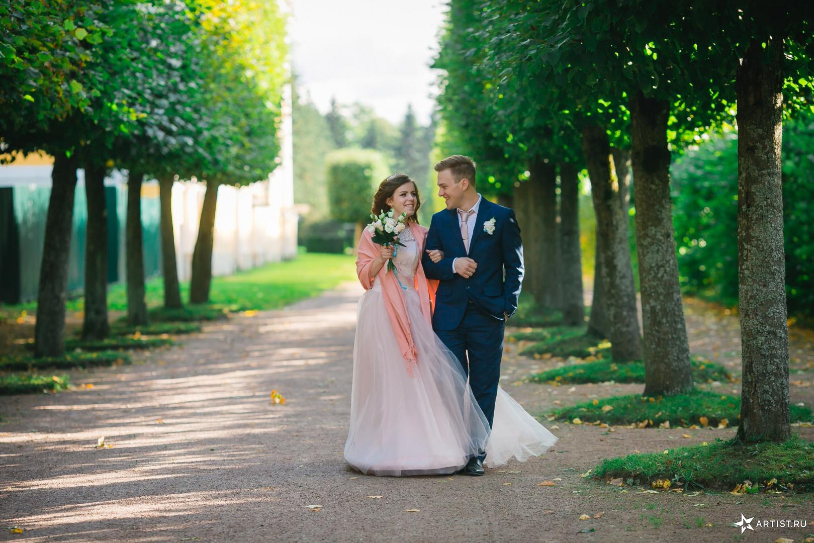 Фото 10 из 15 из альбома Свадьба Анастасии и Дмитрия Андрея Кислого