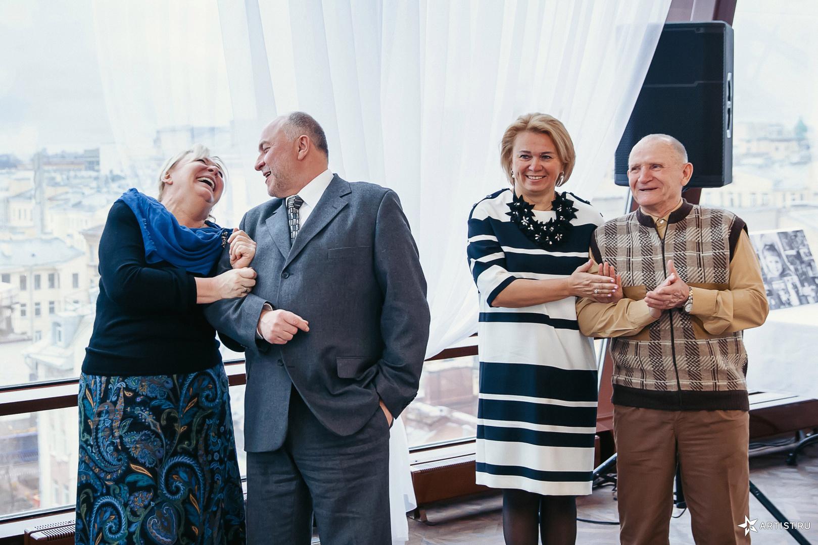 Фото 27 из 29 из альбома Юбилей 60 лет Андрея Кислого
