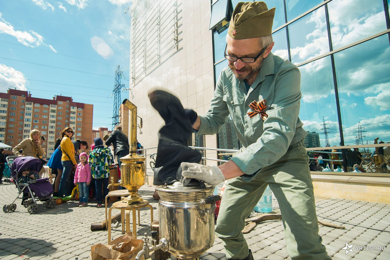 Фото 2 из 9 из альбома Самоварное шоу Андрея Кислого