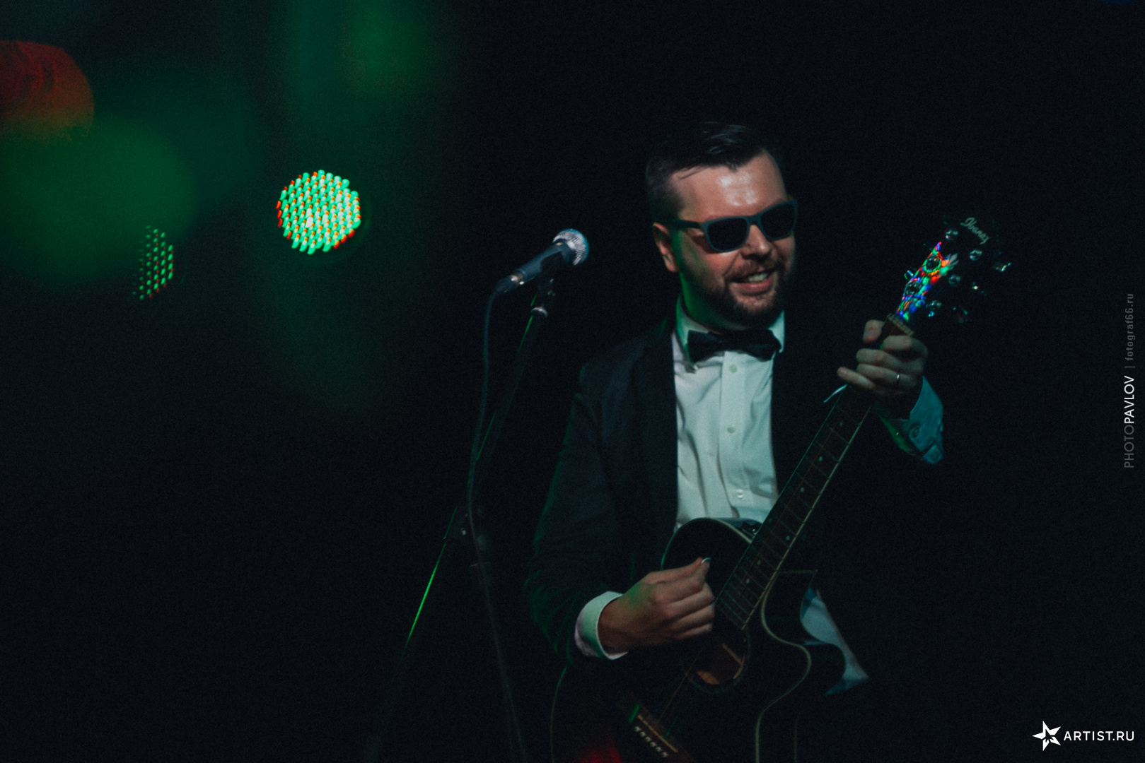 Фото 11 из 18 из альбома В Театре Эстрады  СУХОВ band (сухов бэнд)