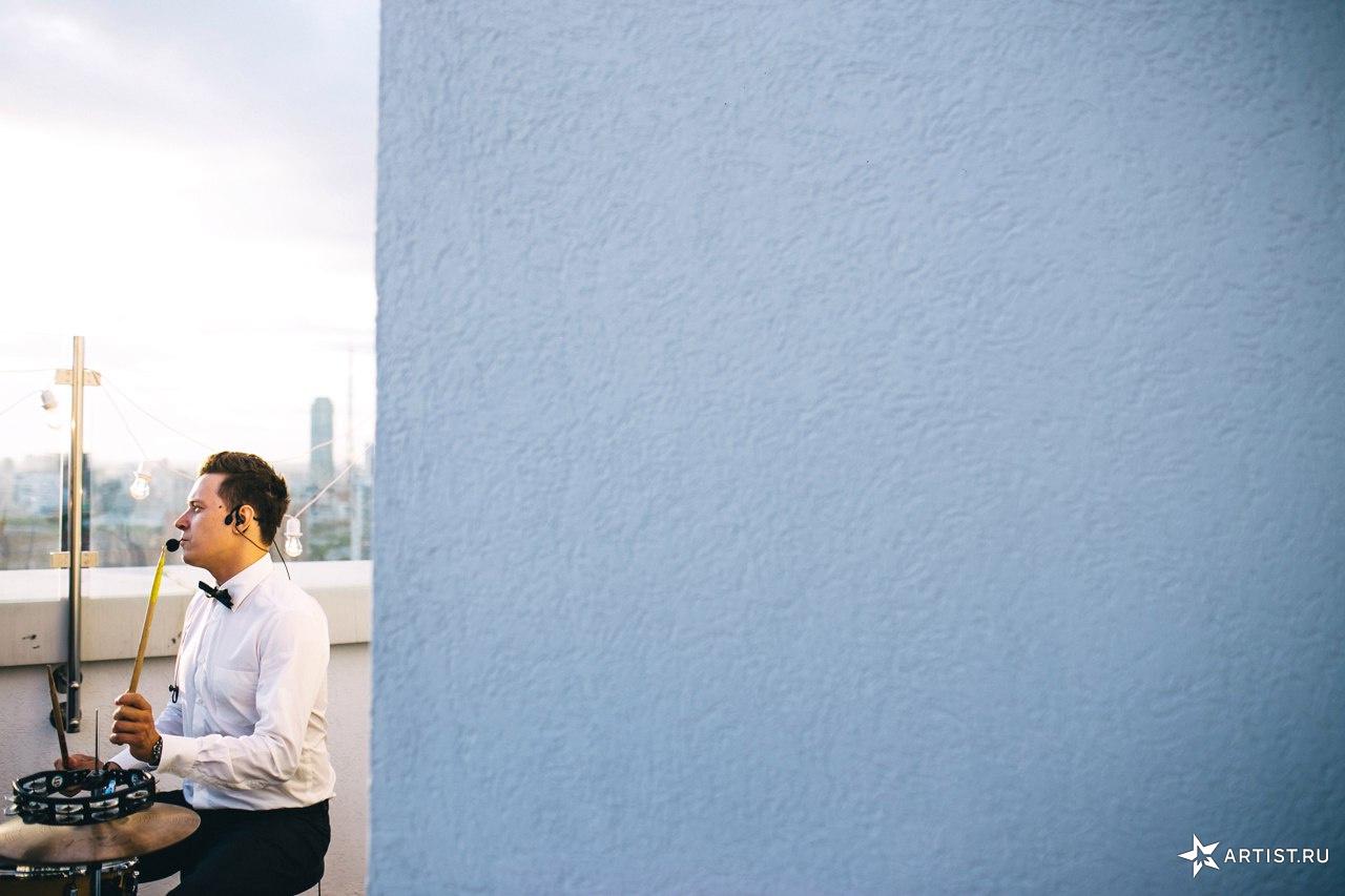 Фото 7 из 10 из альбома Прекрасная летняя свадьба  СУХОВ band (сухов бэнд)