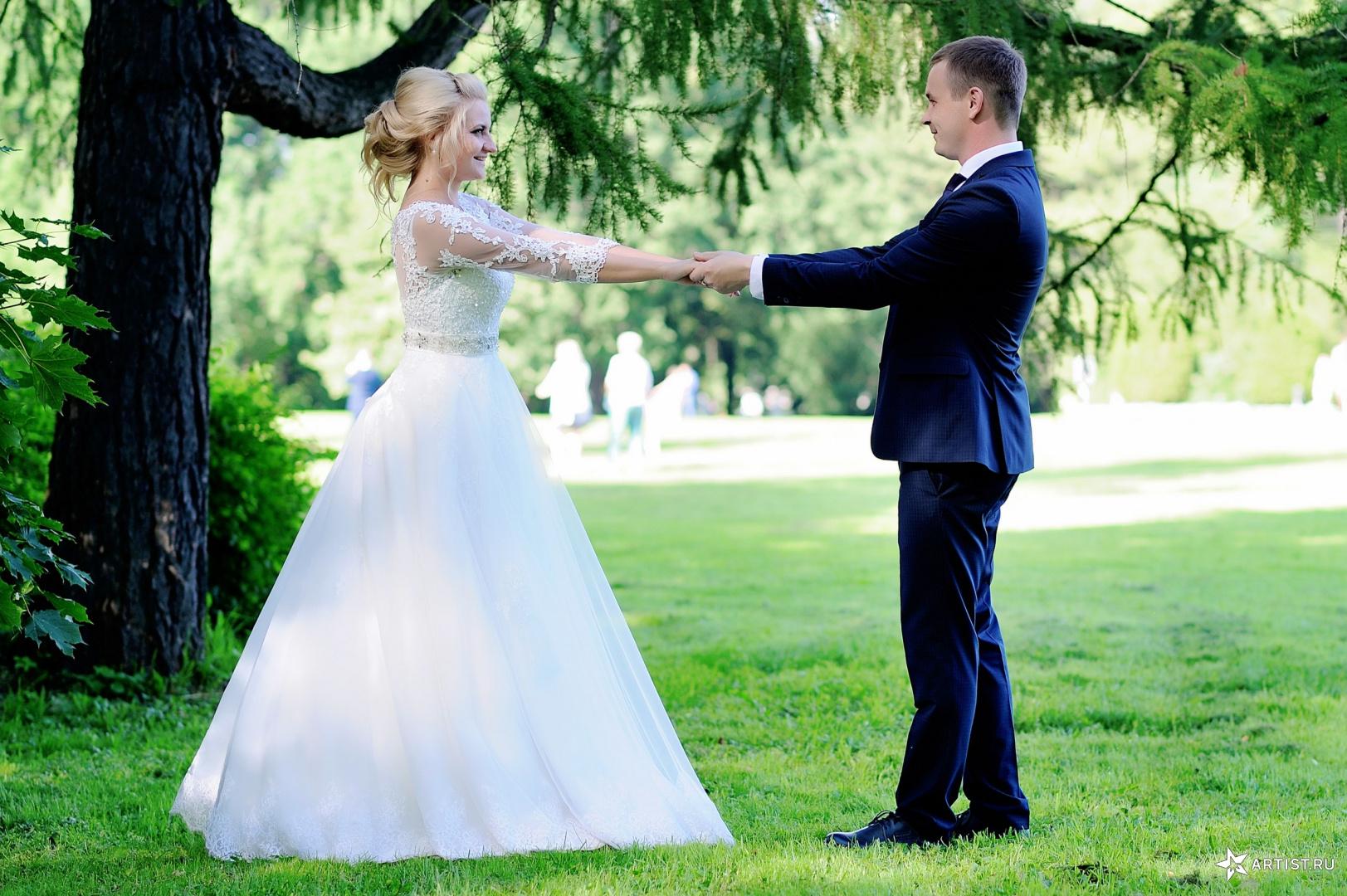 Фото 7 из 21 из альбома Свадьба Екатерины и Дениса Андрея Кислого