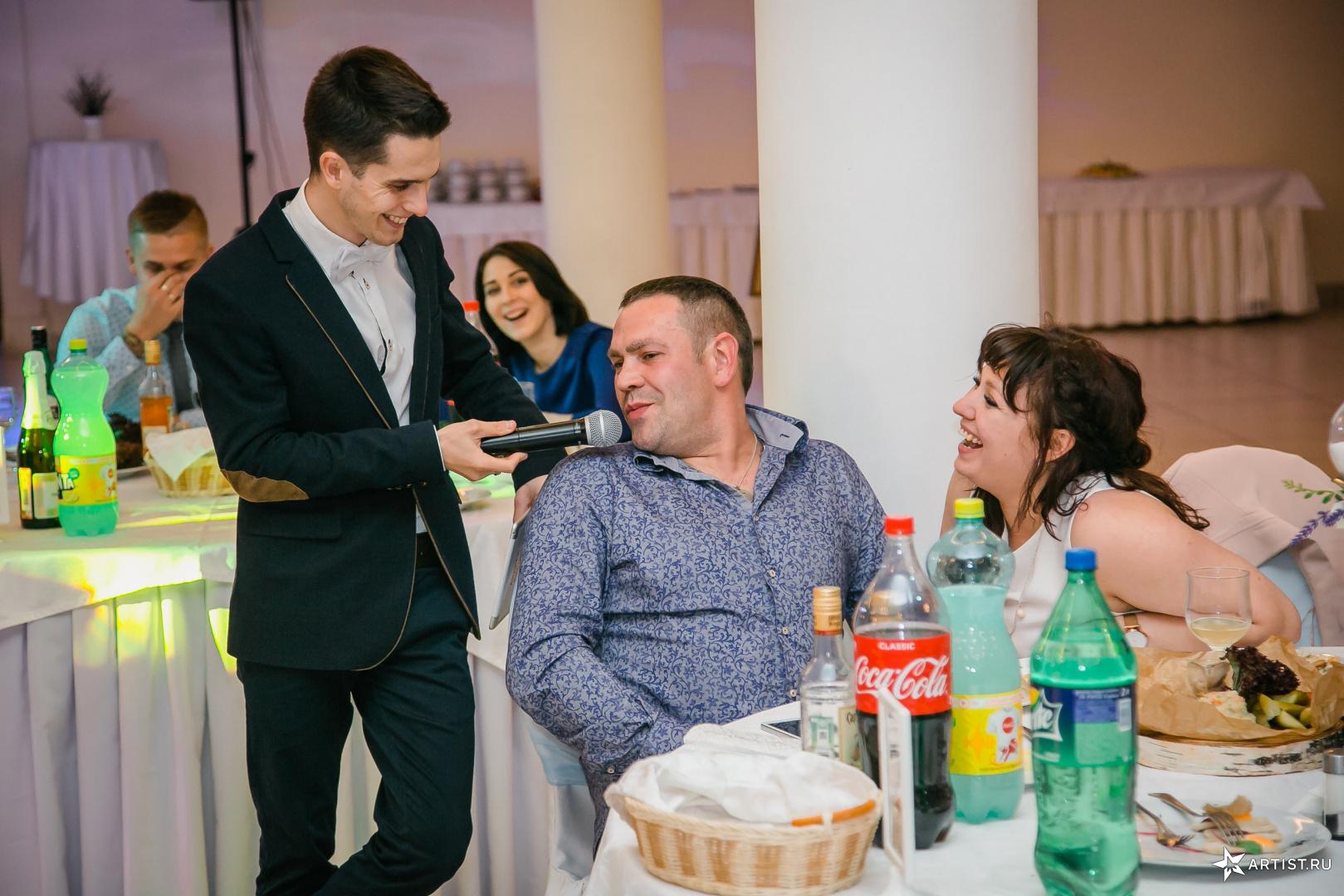 Фото 3 из 15 из альбома Свадьба Анастасии и Дмитрия Андрея Кислого