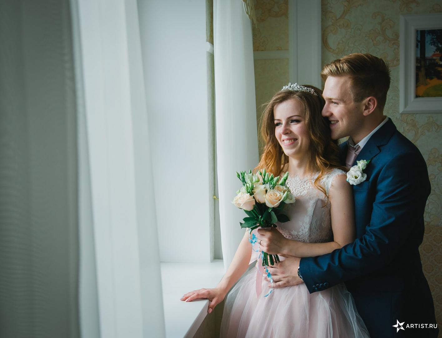 Фото 11 из 15 из альбома Свадьба Анастасии и Дмитрия Андрея Кислого