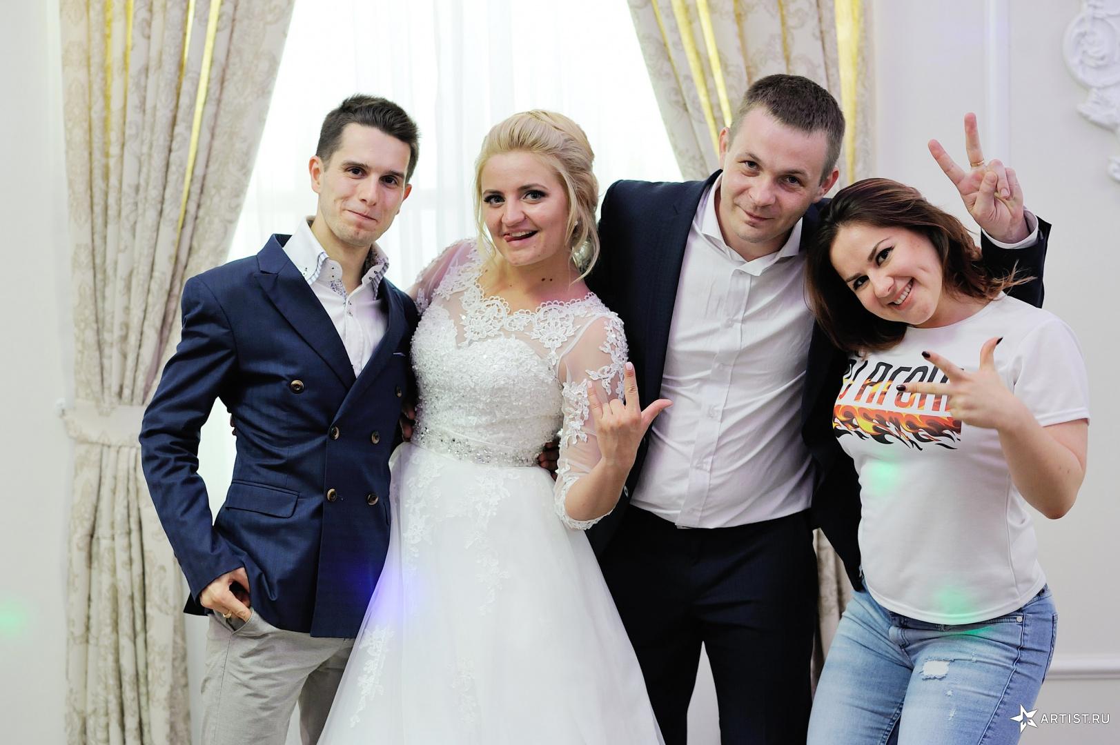 Фото 14 из 21 из альбома Свадьба Екатерины и Дениса Андрея Кислого