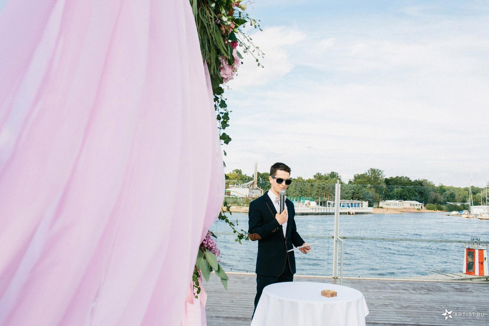 Фото 1 из 11 из альбома Свадьба Елизаветы и Андрея Андрея Кислого