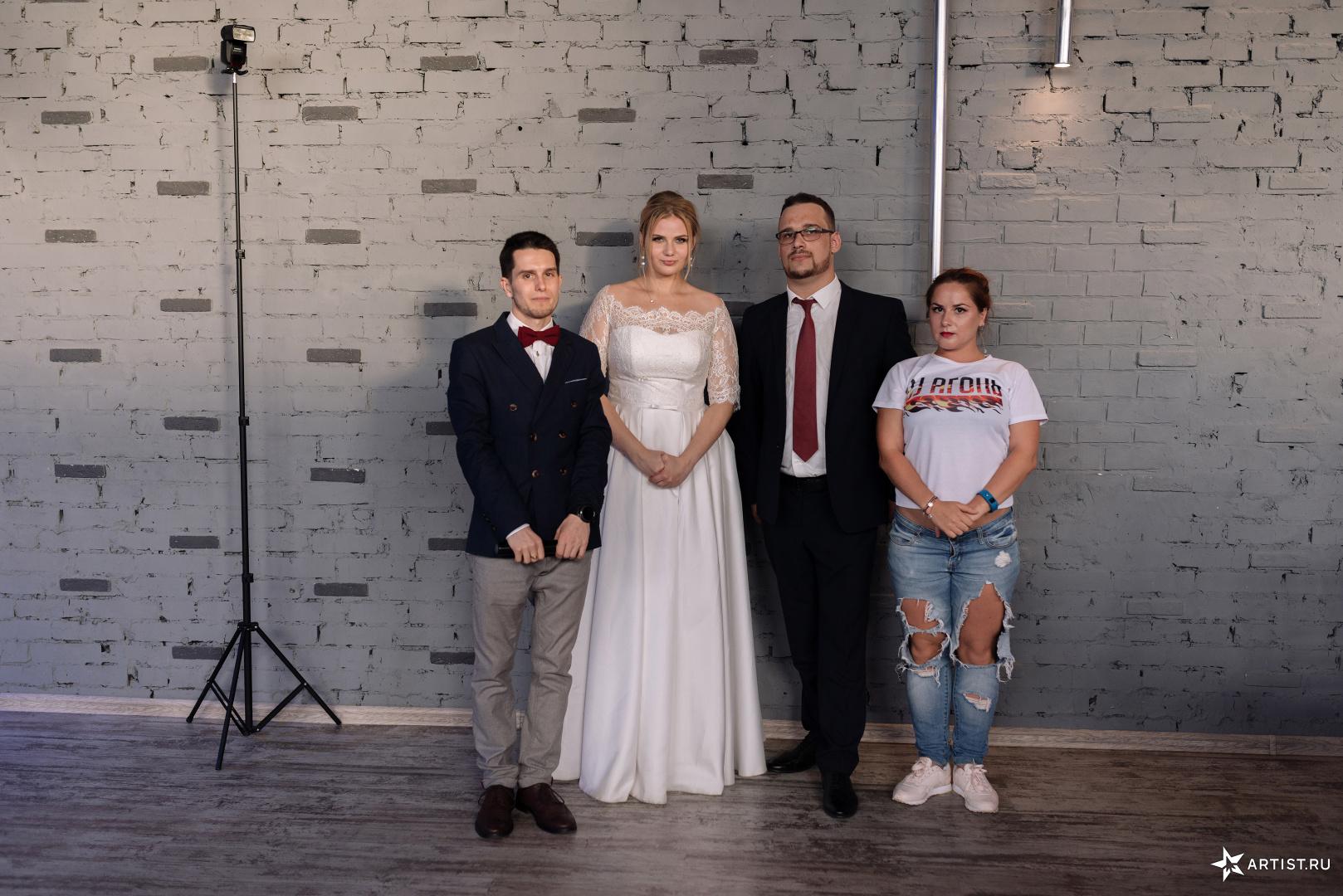 Фото 2 из 16 из альбома Свадьба Полины и Андрея 11 08 18 Андрея Кислого