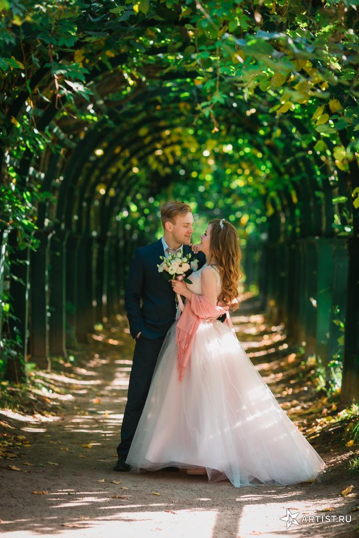 Фото 4 из 15 из альбома Свадьба Анастасии и Дмитрия Андрея Кислого