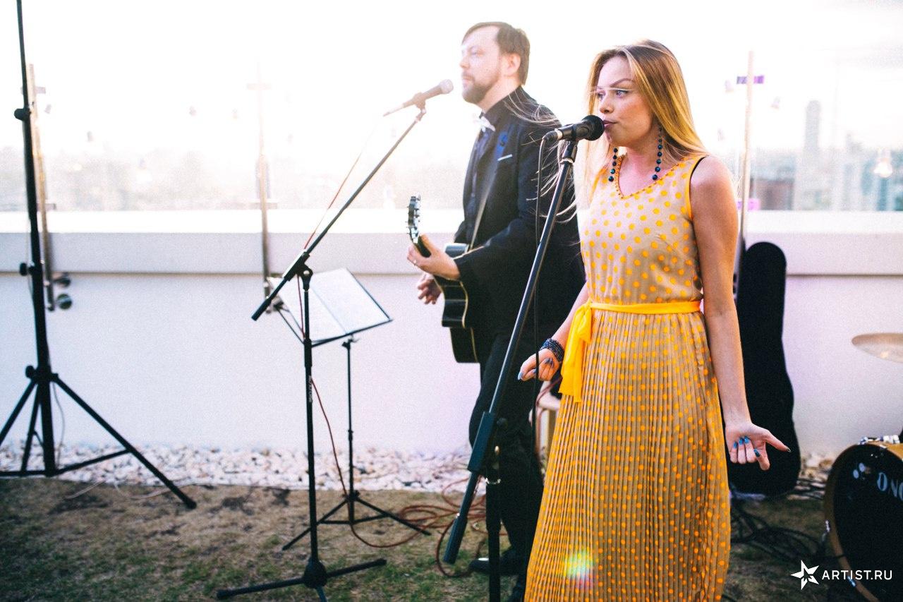 Фото 4 из 10 из альбома Прекрасная летняя свадьба  СУХОВ band (сухов бэнд)