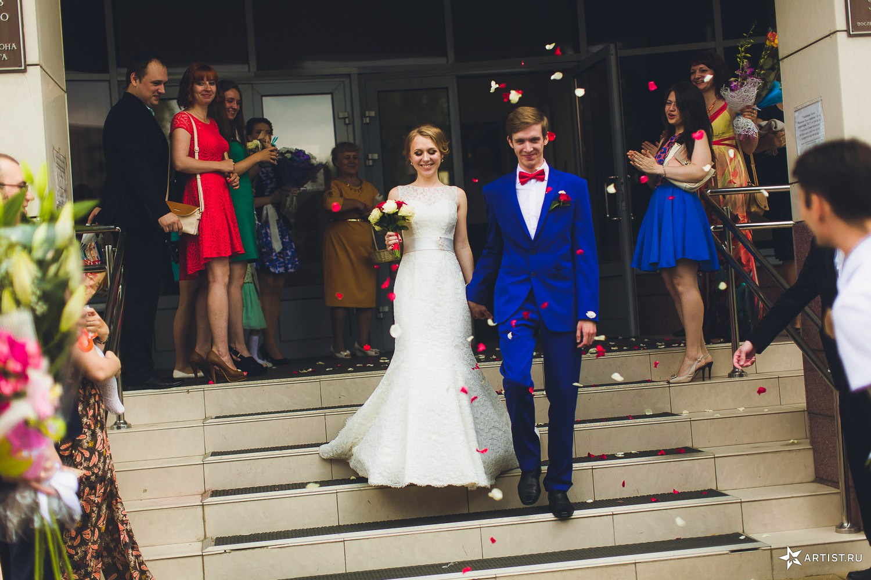 Фото 14 из 36 из альбома Свадьба Анастасии и Алексея Андрея Кислого